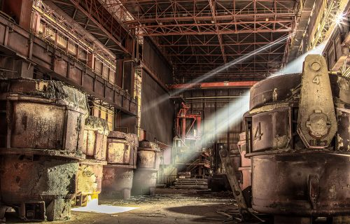 Abandoned Steel Factory