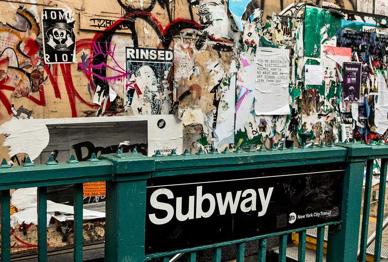 Williamsburg Subway